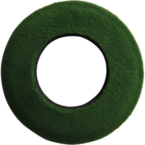 Bluestar Round Extra Large Fleece Eyecushion (Green)