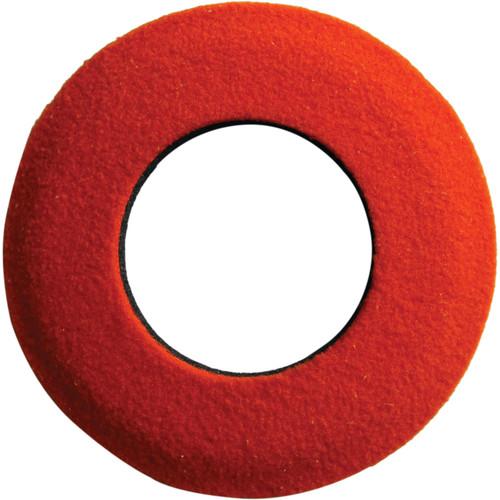 Bluestar Round Extra Large Fleece Eyecushion (Orange)