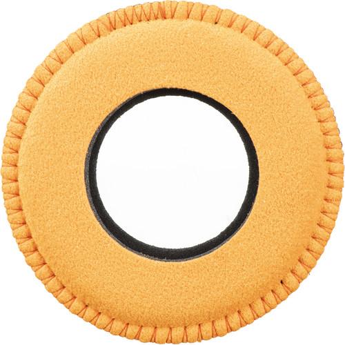 Bluestar Round Large Microfiber Eyecushion (Orange)