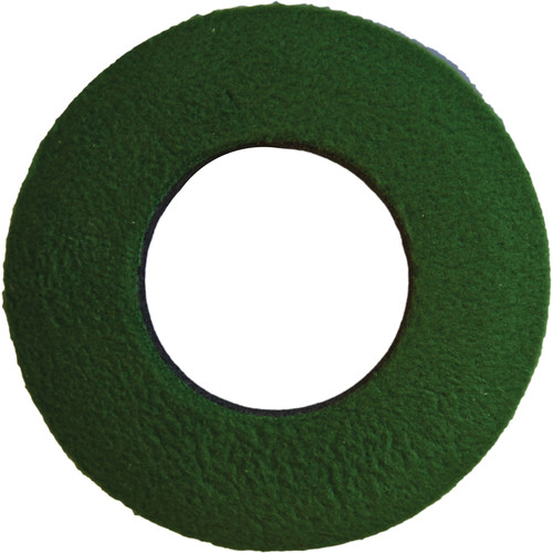 Bluestar Round Small Fleece Eyecushion (Green)