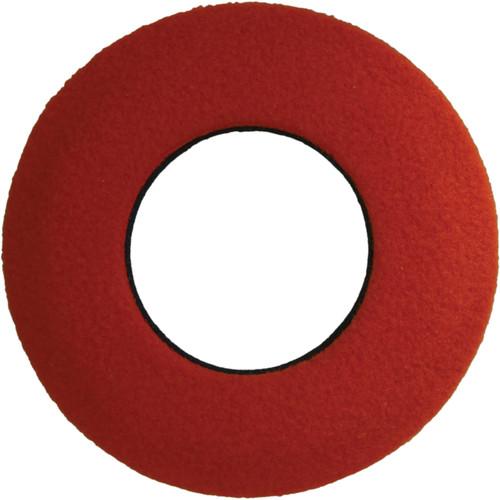 Bluestar Round Small Fleece Eyecushion (Orange)