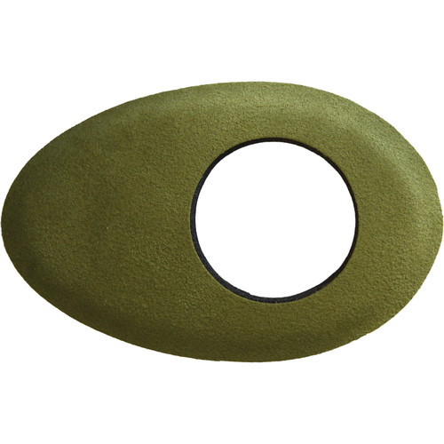 Bluestar Oval Long Microfiber Eyecushion (Green)