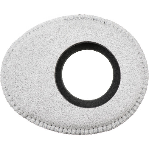 Bluestar Oval Large Microfiber Eyecushion (Grey)