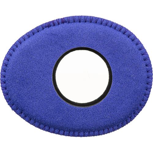 Bluestar Oval Small Microfiber Eyecushion (Purple)