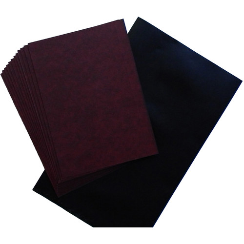 "Cyanotype Store Cyanotype Paper (5 x 7"", Cherry Red, 100 Sheets)"