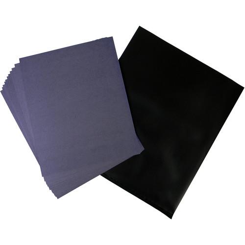"Cyanotype Store Cyanotype Paper (8 x 10"", Purple Lilac, 48 Sheets)"