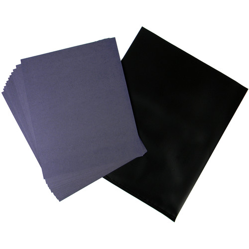 "Cyanotype Store Cyanotype Paper (8 x 10"", Purple Lilac, 100 Sheets)"
