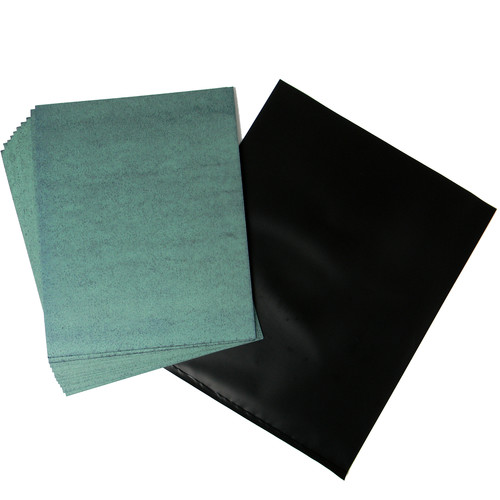 "Cyanotype Store Cyanotype Paper (8 x 10"", 12-Sheets, Baby Blue)"