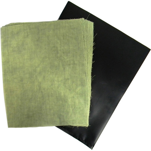 "Cyanotype Store Cyanotype Cotton Sheets (8.5 x 11"", 10-Pack, White)"