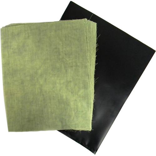 "Cyanotype Store Cyanotype Cotton Sheets (8.5 x 11"", 30-Pack, White)"