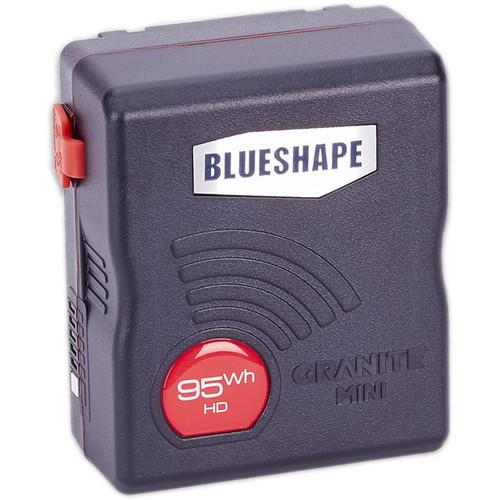 BLUESHAPE Granite Mini 95Wh 3-Stud Lithium-Ion Camera Battery (6.3Ah)