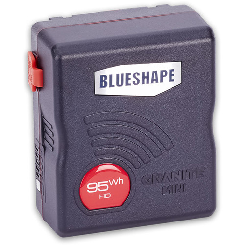 BLUESHAPE GRANITE MINI Gold Mount Battery