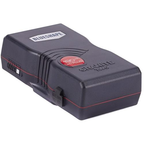 BLUESHAPE 3 Stud Li-Ion Battery 14.4V 20.1Ah 290Wh  W/ Granite Link Wi-Fi, 20A Nominal