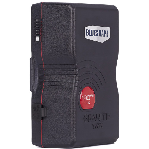 BLUESHAPE GRANITE TWO High Rate Discharge 190Wh GoldMount Battery