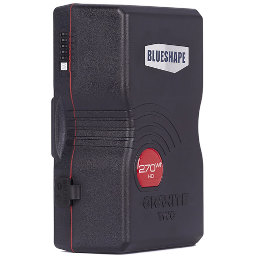 BLUESHAPE GRANITE TWO High Rate Discharge 270Wh GoldMount Battery