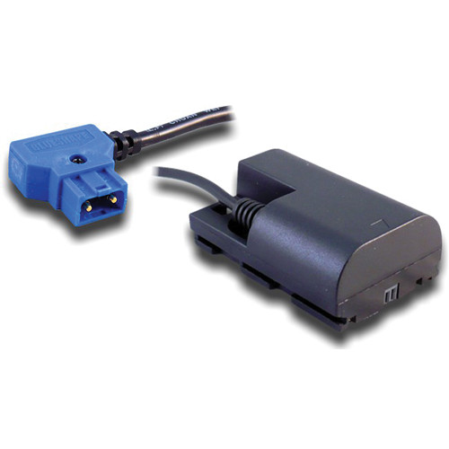 BLUESHAPE Proprietary B-Tap Power Adapter for Connecting BUBBLEPACK to Canon 5D, 7D, 60D, 6D