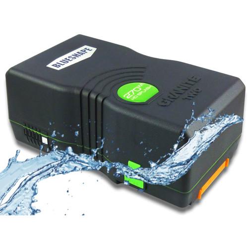 BLUESHAPE BV270HD SPLASH 14.8V V-Mount Water Resistant Battery Pack (266Wh, 18Ah)