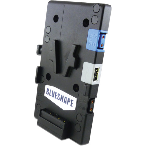 BLUESHAPE MVFULL Full-Featured Multi-Power Battery Plate
