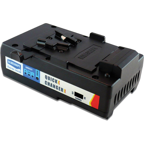 BLUESHAPE V-Mount Hot Swap Adapter