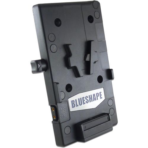 BLUESHAPE Battery Plate for Blackmagic URSA