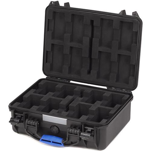 BLUESHAPE BX8 8-Battery UN Certified Lithium-Ion Battery Transport Case