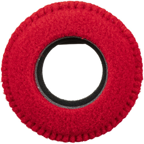 Bluestar Extra Small Fleece Round Eyecushion (Red)