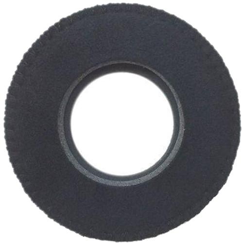 Bluestar Viewfinder Eyecushion -  Round, Extra Small, Ultrasuede (Black)