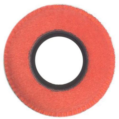 Bluestar Viewfinder Eyecushion -  Round, Small, Fleece (Peach)