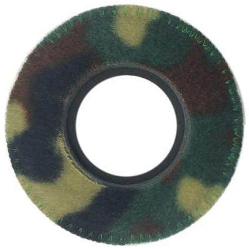 Bluestar Viewfinder Eyecushion -  Round, Small, Fleece (Camo)