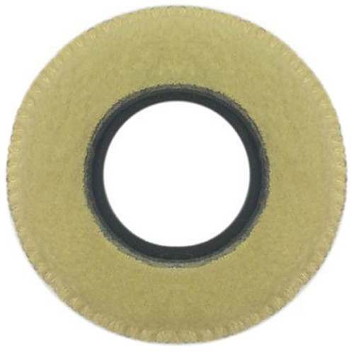 Bluestar Viewfinder Eyecushion -  Round, Small, Fleece (Khaki)