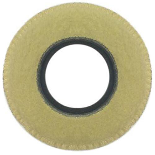 Bluestar Viewfinder Eyecushion -  Round, Small, Fleece (Khaki)