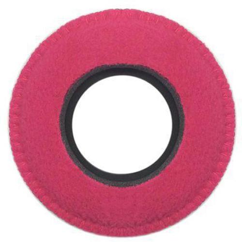 Bluestar Viewfinder Eyecushion -  Round, Small, Fleece (Pink)