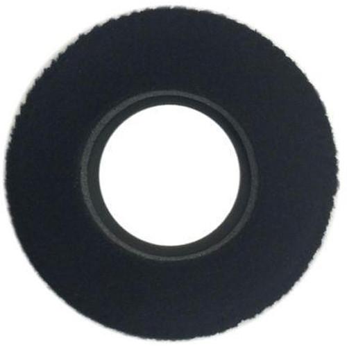 Bluestar Viewfinder Eyecushion -  Round, Small, Fleece (Black)