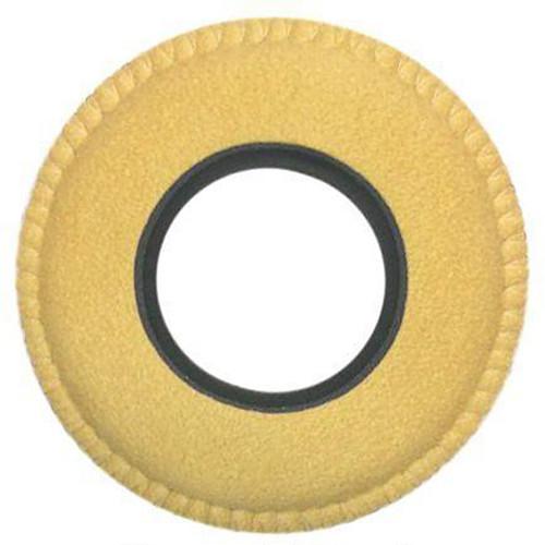 Bluestar Viewfinder Eyecushion -  Round, Small, Ultrasuede (Natural)
