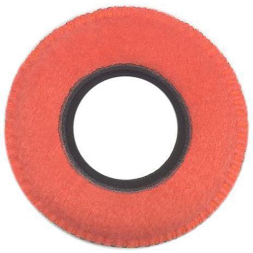 Bluestar Viewfinder Eyecushion - Round, Large, Fleece (Peach)