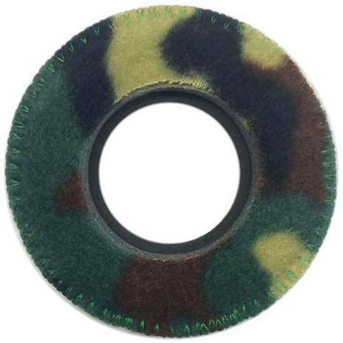 Bluestar Viewfinder Eyecushion - Round, Large, Fleece (Camo)