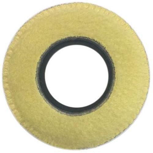 Bluestar Viewfinder Eyecushion - Round, Large, Fleece (Khaki)