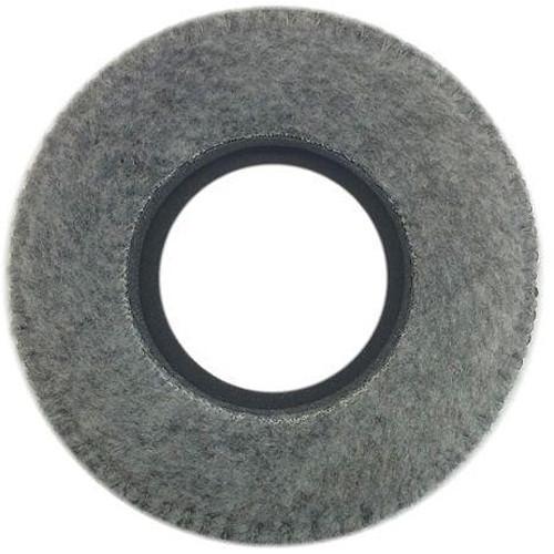 Bluestar Viewfinder Eyecushion - Round, Large, Fleece (Grey)