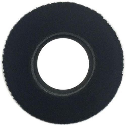 Bluestar Viewfinder Eyecushion - Round, Large, Fleece (Black)