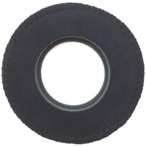 Bluestar Viewfinder Eyecushion - Round, Large, Ultrasuede (Black)