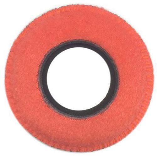 Bluestar Viewfinder Eyecushion - Round, Extra Large, Fleece (Peach)