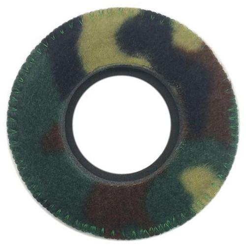 Bluestar Viewfinder Eyecushion - Round, Extra Large, Fleece (Camo)