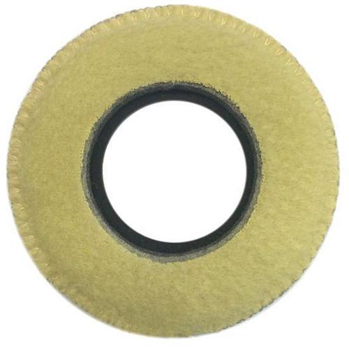Bluestar Viewfinder Eyecushion - Round, Extra Large, Fleece (Khaki)