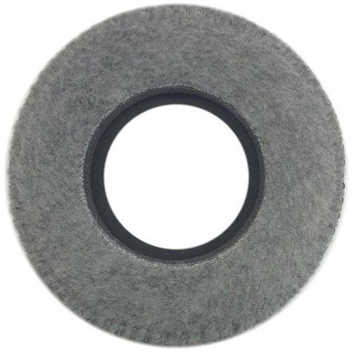 Bluestar Viewfinder Eyecushion - Round, Extra Large, Fleece (Grey)