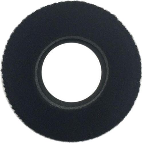 Bluestar Viewfinder Eyecushion - Round, Extra Large, Fleece (Black)