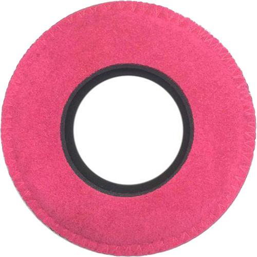 Bluestar Viewfinder Eyecushion - Round, Extra Large, Ultrasuede (Pink)
