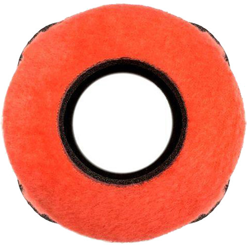 Bluestar RED CAM Special Viewfinder Eyecushion (Fleece, Peach)
