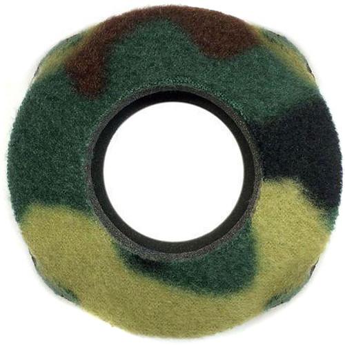 Bluestar RED CAM Special Viewfinder Eyecushion (Fleece, Camo)