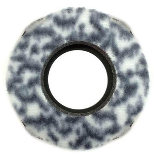 Bluestar RED CAM Special Viewfinder Eyecushion (Fleece, Snow Leopard)