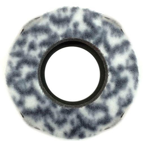 Bluestar Viewfinder Eyecushion - Red Cam Special, Fleece (Snow Leopard)